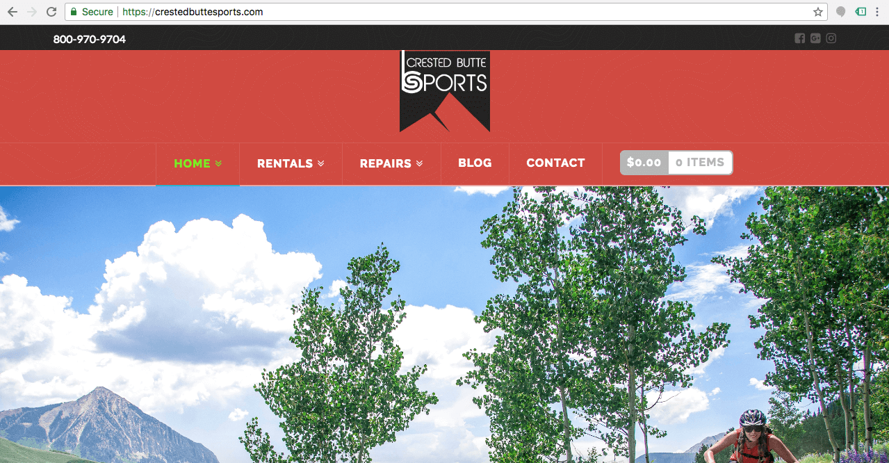 Crested Butte Sports