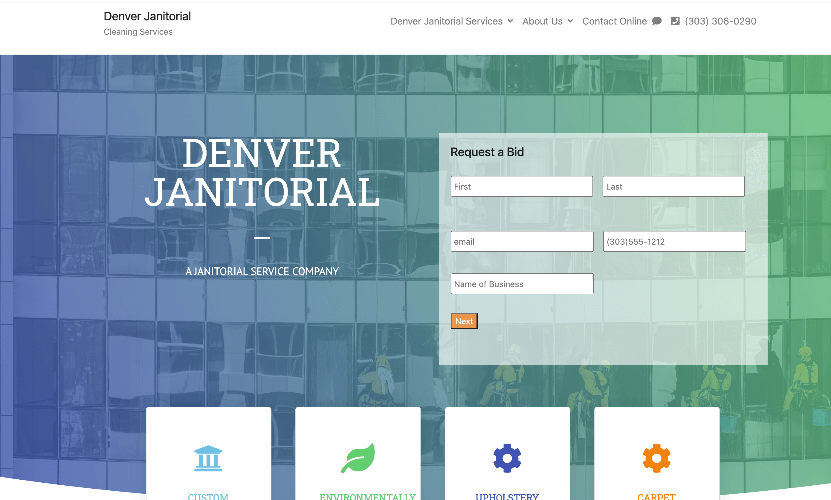 Denver Janitorial Services