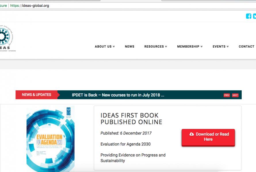 IDEAS International