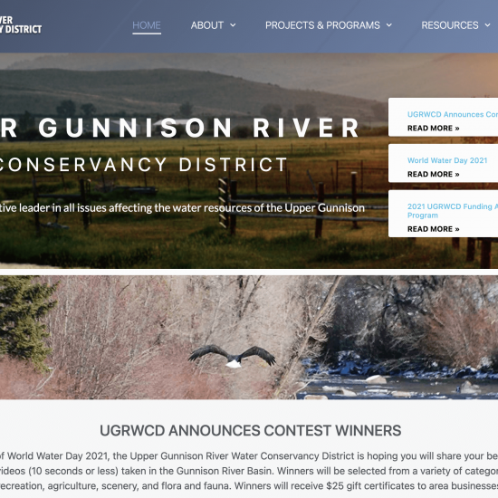 Upper Gunnison River Water Conservancy District